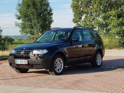 gebraucht BMW X3 3,0d Österreich-Paket Aut. SUV / Geländewagen,