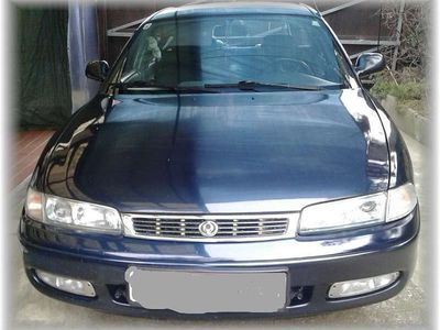 gebraucht Mazda 626 85 Kw Hubraum 1991ccm Kombi / Family Van