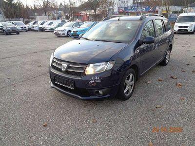 gebraucht Dacia Logan MCV 1,2 16V 75 * Anhängevorrichtung * Kombi / Family Van