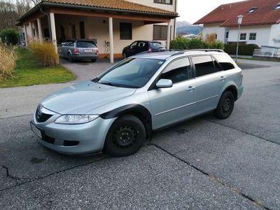 gebraucht Mazda 6 Sport Combi CD13 TE TD