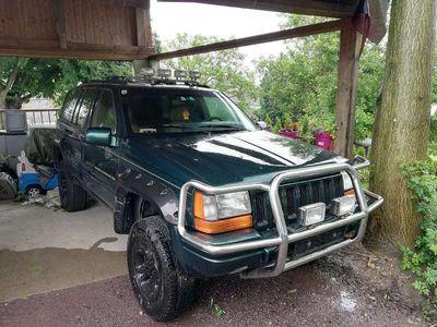 gebraucht Jeep Grand Cherokee 5,2l V8 SUV / Geländewagen