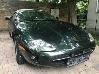 gebraucht Jaguar XK8 Erstbesitz Cabrio / Roadster