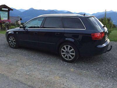 gebraucht Audi A4 S4/ 3,0l TDI Quattro Kombi / Family Van