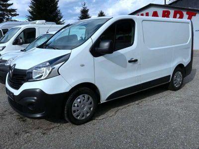 gebraucht Renault Trafic L1H1 2,8t dCi 120 - EURO-6 ! TOP !