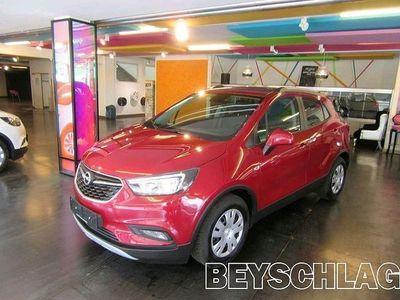 gebraucht Opel Mokka X 1,4 Turbo ecoflex Edition Start/Stop Sy... SUV / Geländewagen,