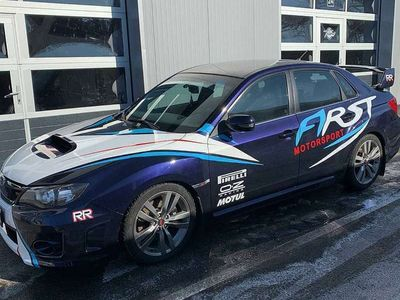 gebraucht Subaru WRX STI Sportwagen / Coupé