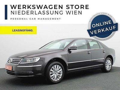 gebraucht VW Phaeton 3.0 TDI SCHIEBEDACH DAB XENON DYNAUDIO ... Limousine