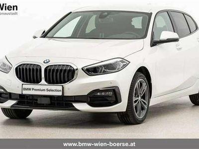 gebraucht BMW 116 1er-Reihe d Aut. Limousine