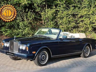 gebraucht Rolls Royce Corniche Cabrio VERKAUFT! Cabrio / Roadster