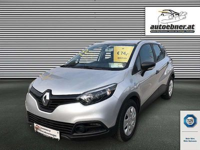 gebraucht Renault Captur Expression ENERGY TCe 90