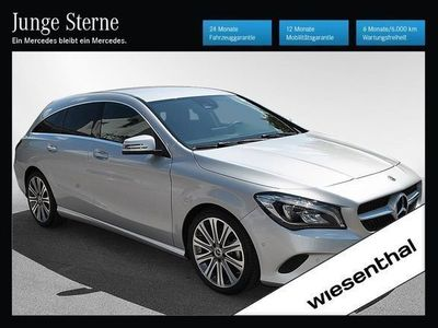 gebraucht Mercedes CLA200 Shooting Brake CLA 200 Shooting Brake