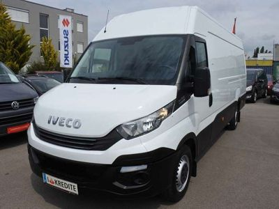 gebraucht Iveco Daily Daily35S16V8 HiMaticAut L4H3+LadeboardwdGARANTIE+