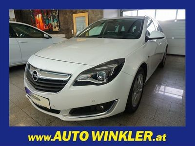 gebraucht Opel Insignia ST 1,6 CDTI ecoflex Business Edition Start/Stop