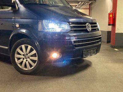 gebraucht VW Multivan T5Highline 2,0 BiTDI 4motion D-PF