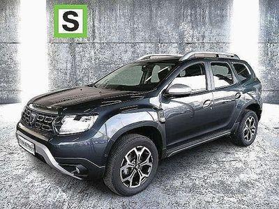 gebraucht Dacia Duster SCe 115 S&S 4WD Prestige SUV / Geländewagen