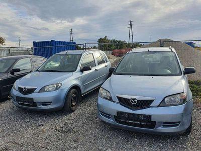 gebraucht Mazda 2 !(2 Stück)! 1.25i Plusline Klein-/ Kompaktwagen