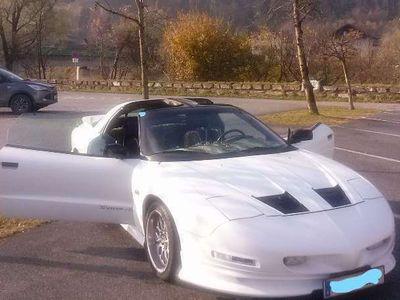 gebraucht Pontiac Firebird FEIERWEHR Targa