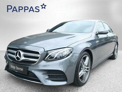 gebraucht Mercedes E200 Austria Edition Aut. *AMG-Line*AHK*Navi*LED*u.v.