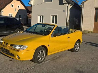 gebraucht Renault Mégane Cabriolet 1.6 e / Roadster
