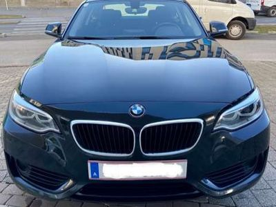 gebraucht BMW 220 2er-Reihe d Coupé Automatik Sportwagen / Coupé