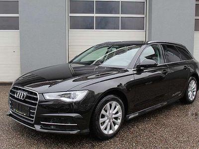 gebraucht Audi A6 Avant 2,0 TDI ultra S-tronic *S-LINE* Kombi / Family Van
