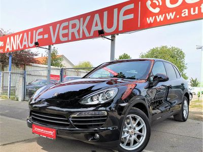 gebraucht Porsche Cayenne II S Hybrid Automatik/Vollaustattung/sofortKredit/