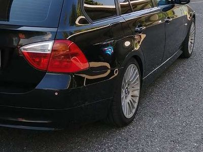 gebraucht BMW 320 3er-Reihe d Tour E91 M47 Kombi / Family Van