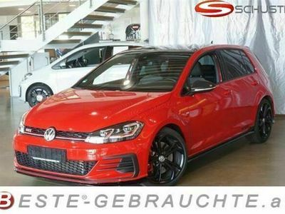 gebraucht VW Golf VII GTI TCR 2.0 TSI OPF BMT DSG