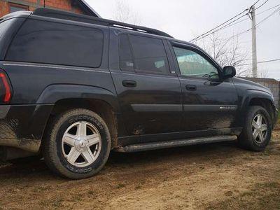 gebraucht Chevrolet TrailBlazer LS ext 4wd