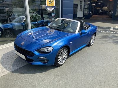 gebraucht Fiat 124 Spider Lusso 1,4 Turbo Multi Air Aut. Cabrio / Roadster,