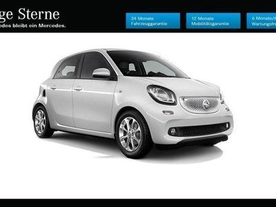 gebraucht Smart ForFour Passion twinamic