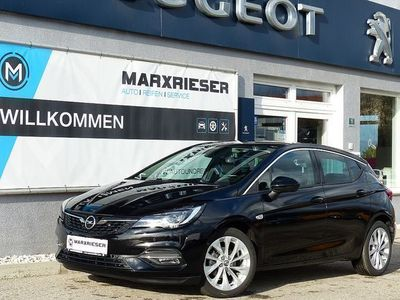gebraucht Opel Astra 2 Turbo D.I. Elegance   Navi   LED   KeylessGo  
