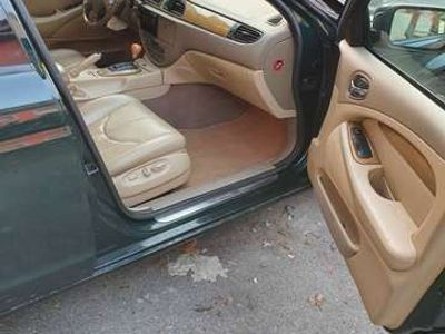 gebraucht Jaguar S-Type 4,0 V8 Aut.