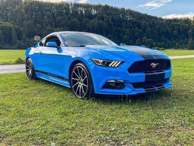 gebraucht Ford Mustang 2,3l Ecoboost Sportwagen / Coupé