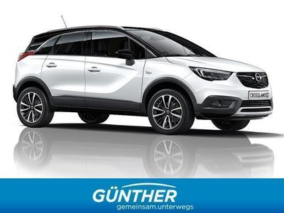 brugt Opel Crossland X 1,2 Turbo Direct Injection Innovation St/St Aut In