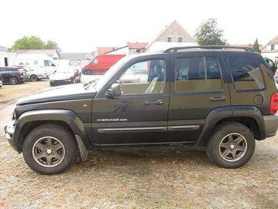 "gebraucht Jeep Cherokee Sport Plus""Extr.Sp."" CRD TD Aut"