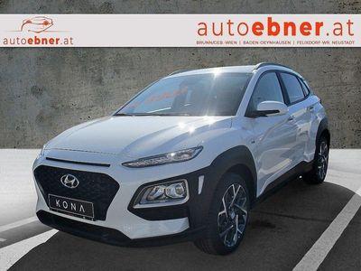 gebraucht Hyundai Kona 1,6 GDI Hybrid Level 3 Plus DCT Aut., Level 3 Plus, 105 PS, 5 Türen, Automatik