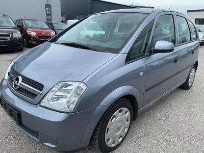 gebraucht Opel Meriva 1,7 Style CDTI Kombi / Family Van,