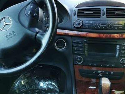 gebraucht Mercedes E220 Elegance CDI Aut.
