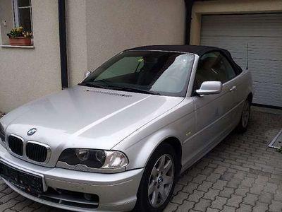 gebraucht BMW 318 Cabriolet 3er-Reihe CI Cabrio / Roadster