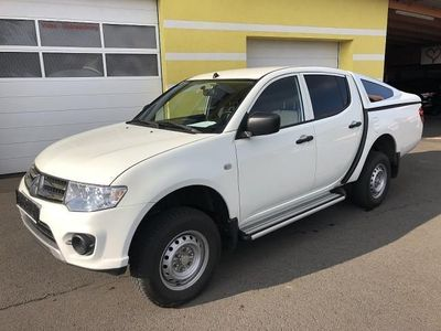 gebraucht Mitsubishi Pajero Pick up Work Edition 35 Double Cab 4WD 2,5 DID Wor