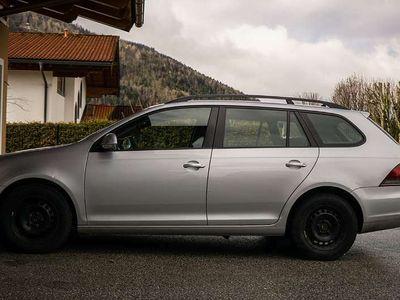 gebraucht VW Golf VI 1,6 TDI Kombi / Family Van