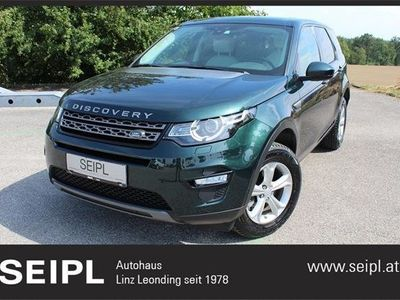 used Land Rover Discovery Sport 2,0 TD4 4WD SE