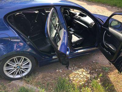 gebraucht BMW 118 1er-Reihe D Mpacket Klein-/ Kompaktwagen