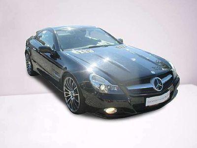 gebraucht Mercedes SL350 SL-KlasseRoadster Sportmotor Aut. - KREDIT - EINT... Cabrio / Roadster