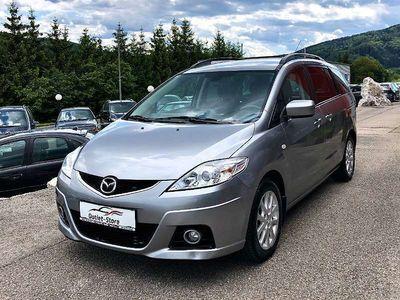 gebraucht Mazda 5 CD110 TX*1.Besitz*7Sitzer*Pickerl 05/21*Bestpreis*
