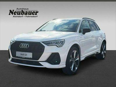 gebraucht Audi Q3 45 TFSI e S line exterieur