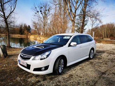 gebraucht Subaru Legacy AWD 2.0d Kombi / Family Van