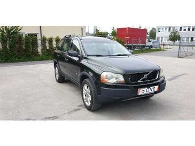 brugt Volvo XC90 D5 Summum Geartronic AWD