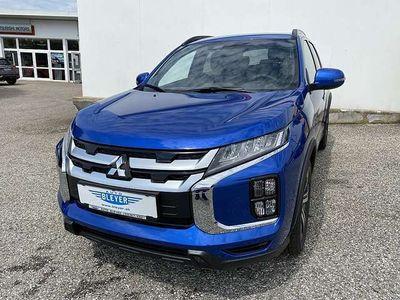 gebraucht Mitsubishi ASX 2,0 MIVEC Invite AWD CVT Aut. *AUTO BLEYER*